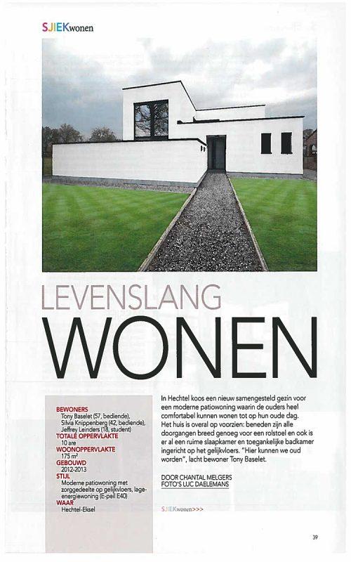 Woning in Hechtel-Eksel (HbvL Sjiek)
