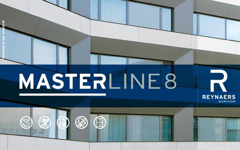 Ontdek de Masterline 8