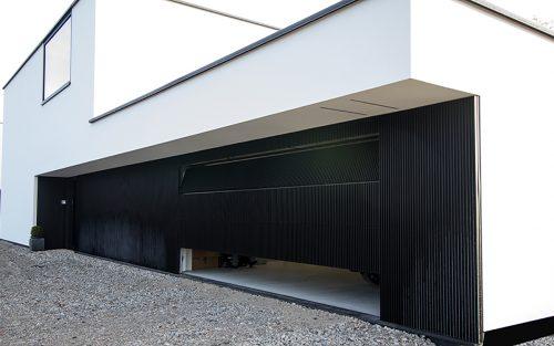 Architectenwoning in Eksel