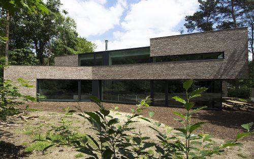 Architectenwoning in Rotselaar