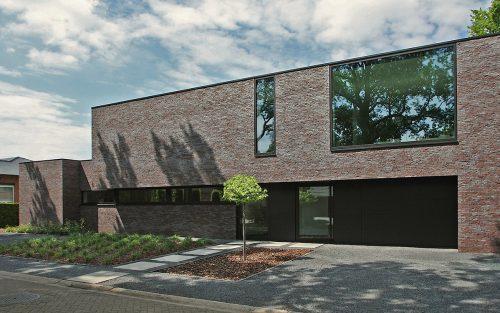 Architectenwoning in Zonhoven