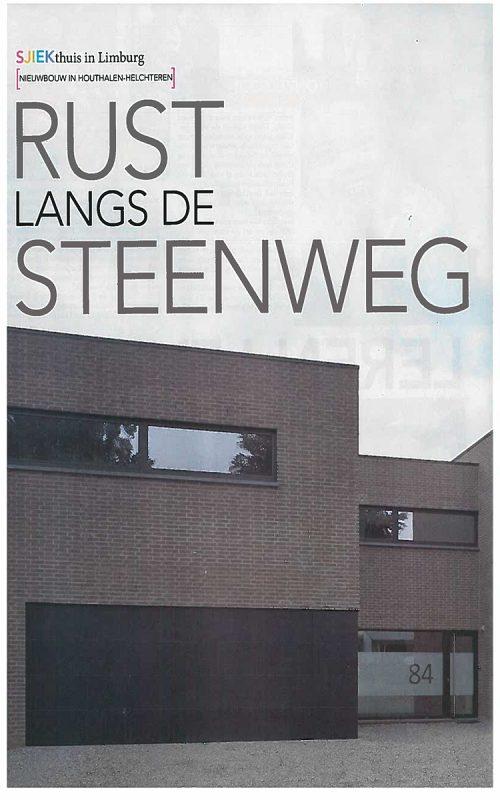 Woning in Houthalen-Helchteren (HbvL Sjiek)