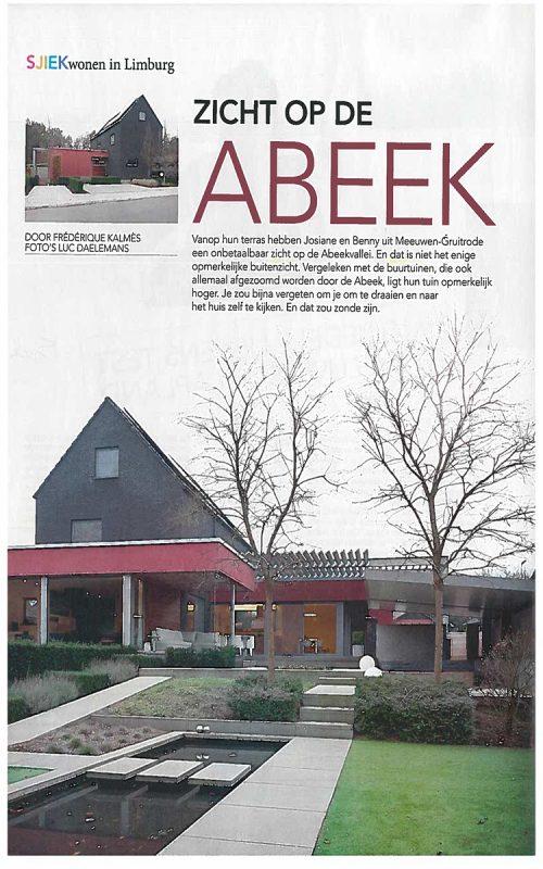 Woning in Meeuwen (HbvL Sjiek)