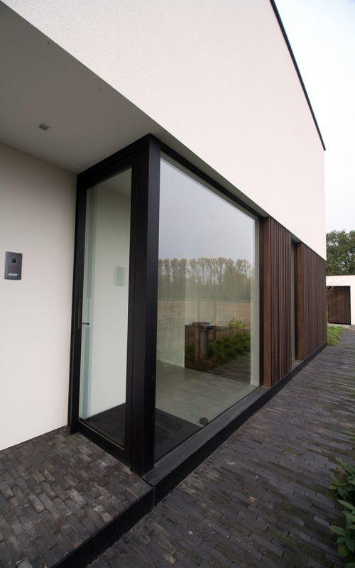 woning Stevoort-voordeur
