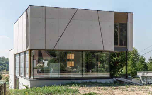 Architectenwoning in Zutendaal