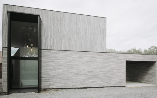 Architectenwoning in Genk