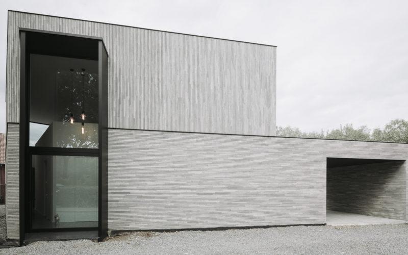 Architectenwoning in Genk